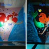 Luminous Painting-Little mermaid